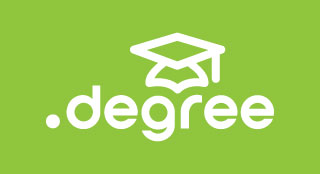 .DEGREE TLD logo