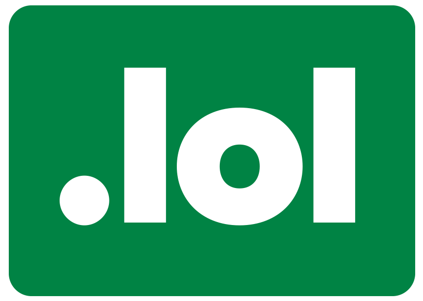 .LOL TLD logo